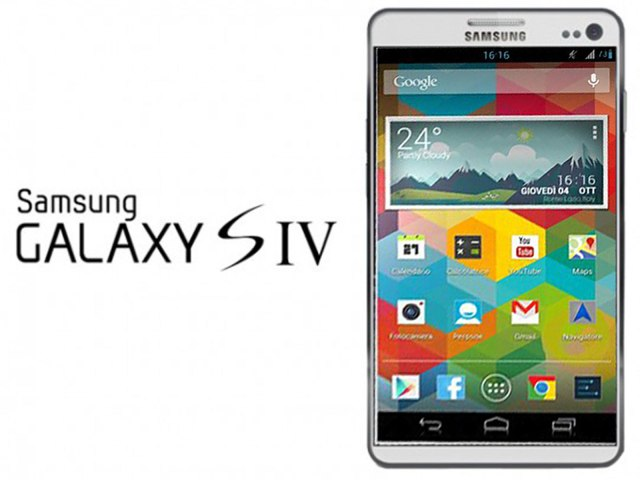 Galaxy S4 specs