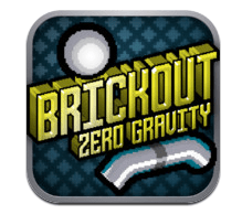 brickout zero gravity iphone game