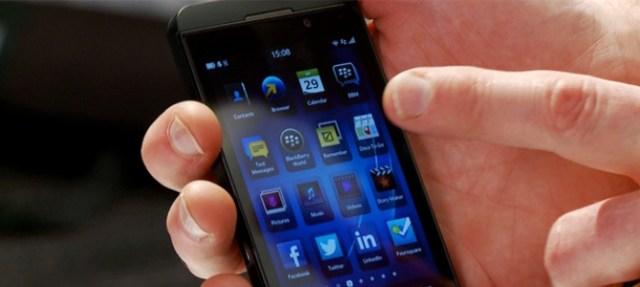 blackbery mobile security