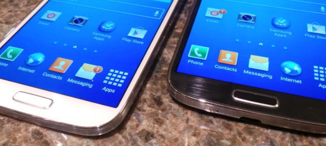 samsung galaxy s4 features