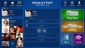 Roulettist iPhone Game