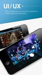 nPlayer iPhone App