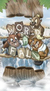 Word-A-Fall iPhone Game