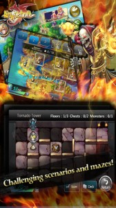 Lies Of Astaroth iPhone Game