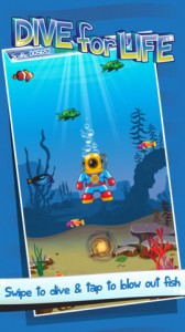 Dive for Life iPhone Game