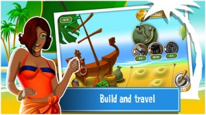Shake Islands iPhone Game