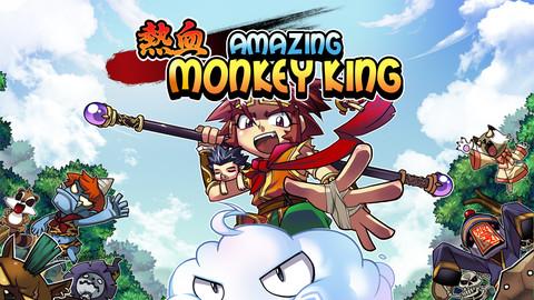 Amazing Monkey King iPhone Game
