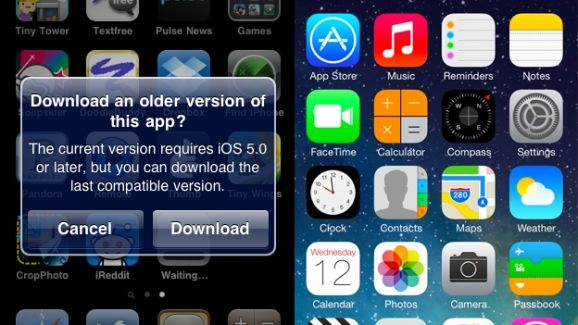 On Tuesday, Tapscape reported that Apple had instituted the unannounced last compatible version app download policy…