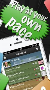 Numfeud iPhone Game