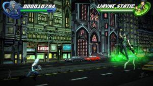 Eternal Descent: Heavy Metal Heroes iPhone Game