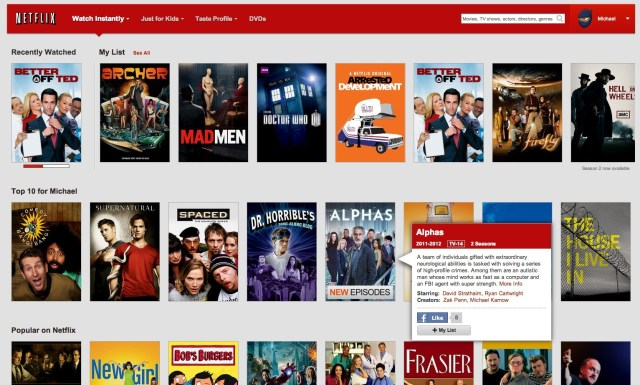 Netflix Unveils $7 Streaming Plan For SD Viewing
