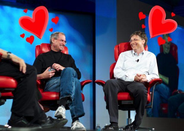 apple-microsoft-merger-steve-jobs-bill-gates