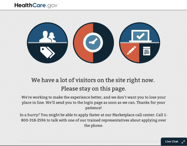 Healthcare.gov Finally Working For 80 Percent Of Users, Says Administration