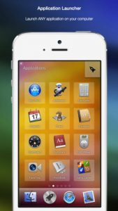 RC Trackpad iPhone App