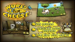 World of Cheese iPhone Game