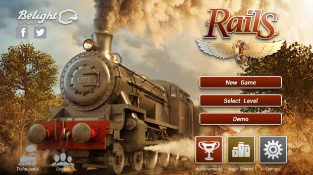 rails screenshot