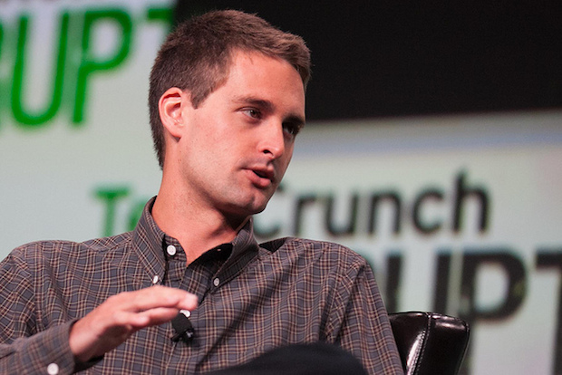 Snapchat CEO Nervously Laughs About Security Breach