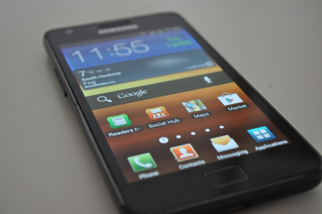 samsung galaxy s3 touchwiz