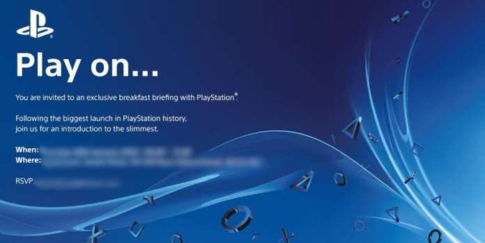 Playstation Vita Slim release date