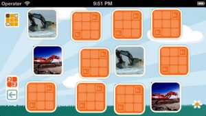 Diggers Matching Game iPhone Game