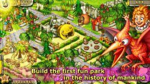 Prehistoric Park Builder iPhone Game