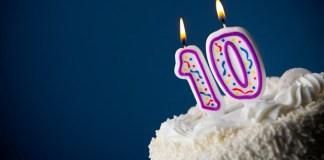 Facebook 10th Birthday
