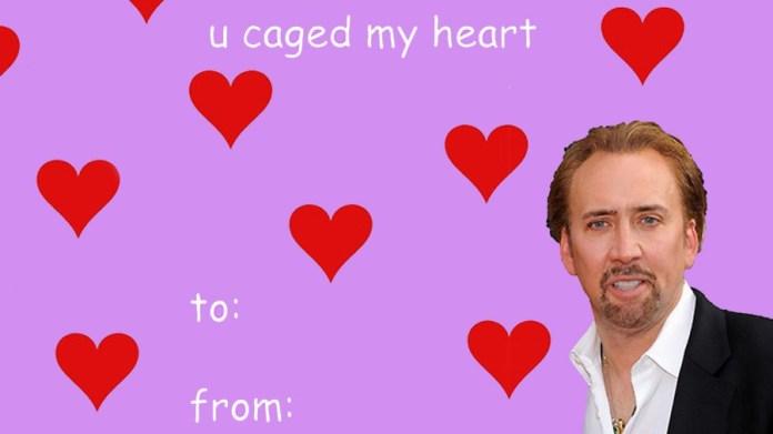 Nicolas Cage Meme