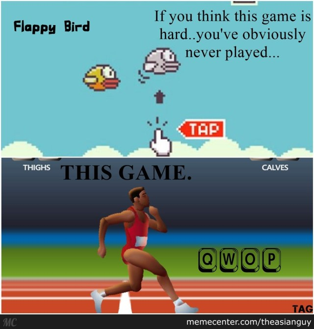 Flappy Bird difficulty