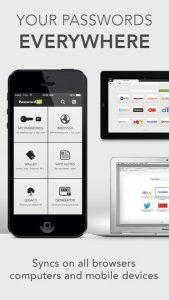 PasswordBox Password Manager iPhone App