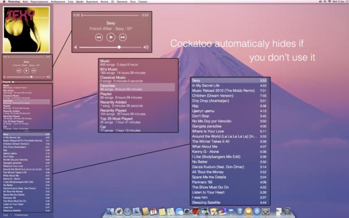 Cockatoo for Mac