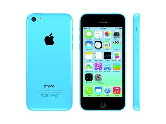 Apple May Be Coming Out With An 8GB iPhone 5C