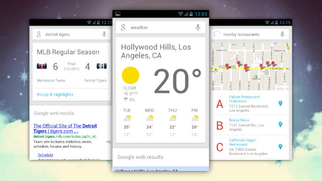 Google Now Finally Launches On Desktop Chrome Browser