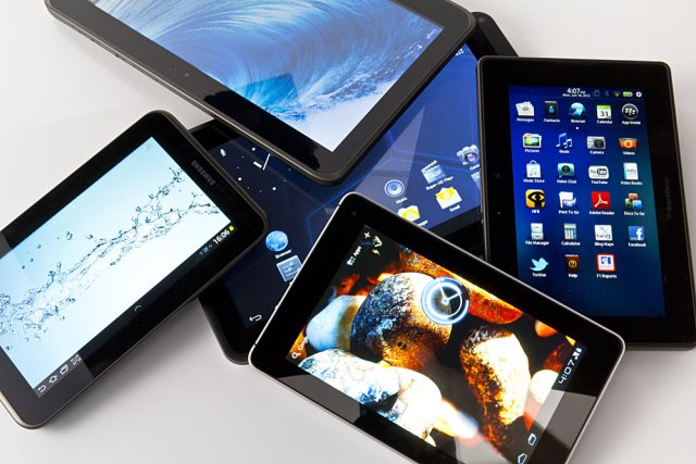 PC Sales Slide As Tablets Continue To Grow