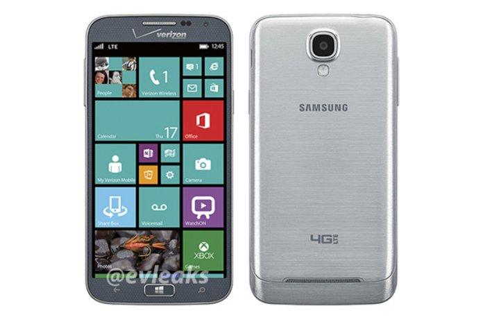 Samsung Plans Windows Phone Release For April