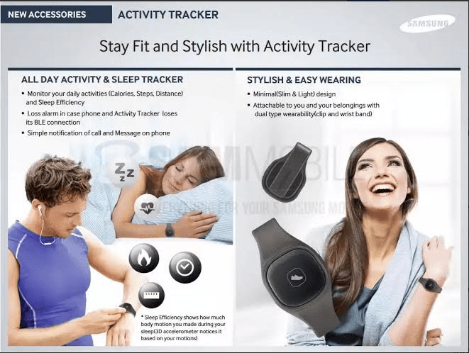 Samsung S Band announced tackles other fitness bands available Samsung S Band Leaked, Looks To Compete With Other Fitness Trackers