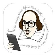 SwipeSpeare iPhone App