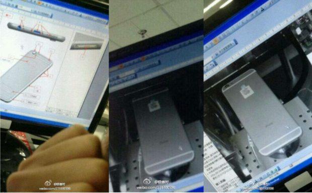 iPhone 6 spy photos