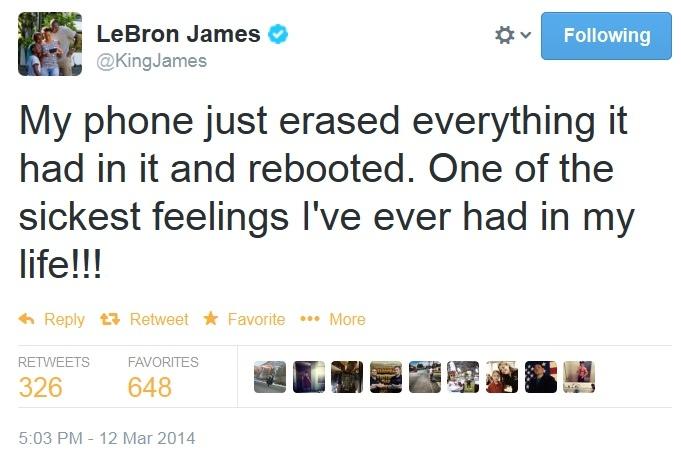 lebron-james-samsung-death-tweet