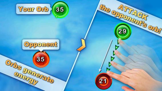 Orbs of Eternity iPhone game