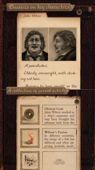 Sherlock Interactive Adventure iPhone Game