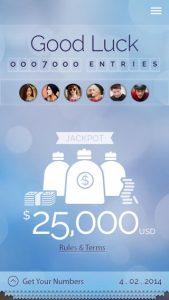 Lotto 23 iPhone App