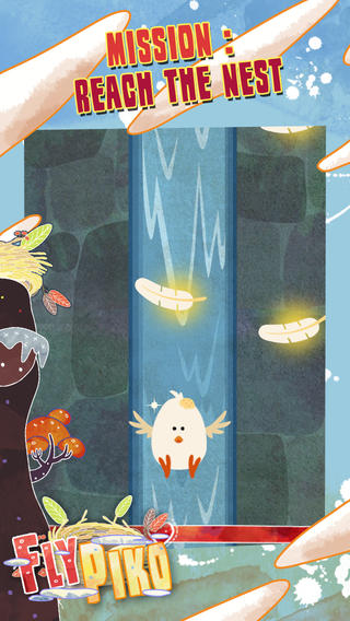 Fly Piko iPhone Game Review