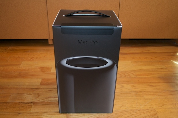 Now, Apple has shaved off another week, shrinking delivery times for stock 2013 Mac Pro configurations to three weeks or less.