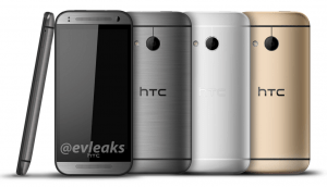 HTC One Mini 2 Photo Leaked, Reveals Multiple Colors