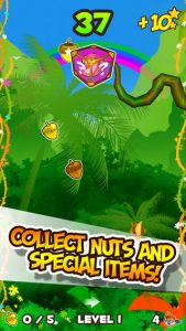 Squirly iPhone Game