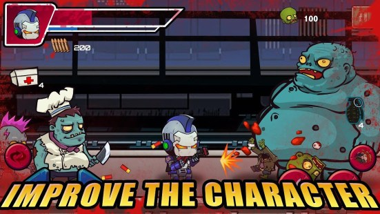 zombie urban area android game review