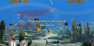 Ocean Hunt iPhone game