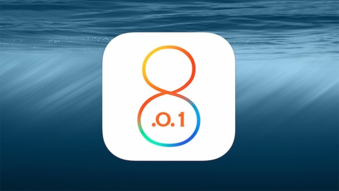 Just a week after releasing iOS 8, Apple attempted to quickly follow up with a bug squashing update, iOS 8.0.1. After numerous complaints, the fix is gone