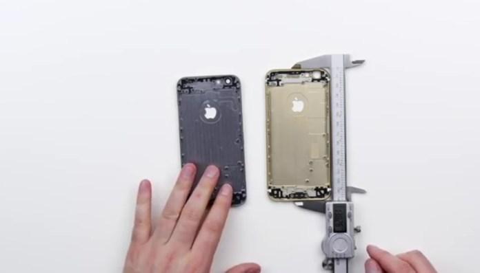 iphone 6s, bendgate, iphone 6s frame, back panel