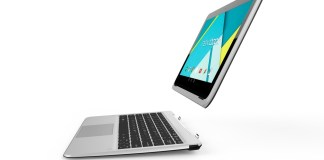 The Nextbook Ares 11A features a detachable keyboard.